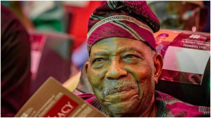 2023: Tinubu will have South-east, South-south support-- Fasoranti