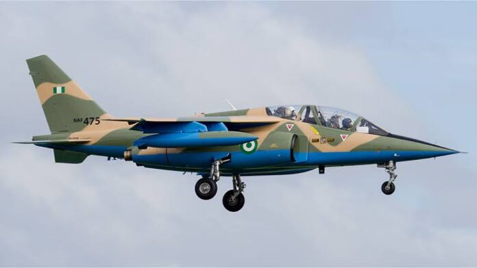 NAF refutes Boko Haram's claims on Alpha Jet