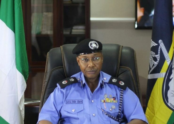 Osinbajo, Nigerians set critical agenda for new police boss, Usman Baba