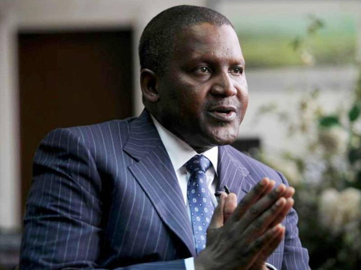 Dangote Cement records N420billion loss in first quarter of 2021
