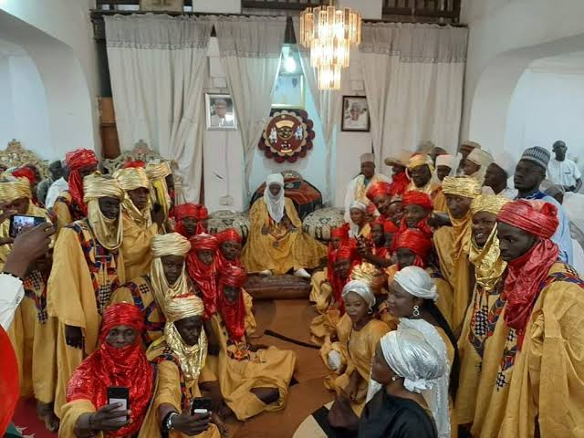81st birthday: Emir Sulu-Gambari, a blessing to humanity---- Group