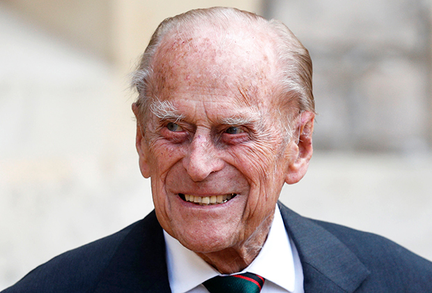 Doctor reveals cause of Prince Philip's death