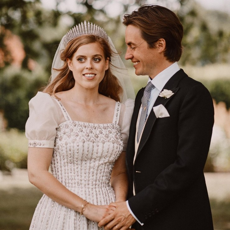 Princess Beatrice announces she's pregnant with her first child