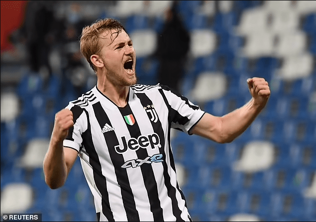 """""""You should be in charge of your own body"""" - Juventus defender, Matthijs de Ligt explains why he won't get Vaccinated Against Covid-19"""