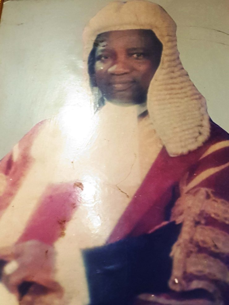 4 most amazing pictures of Emir of Ilorin