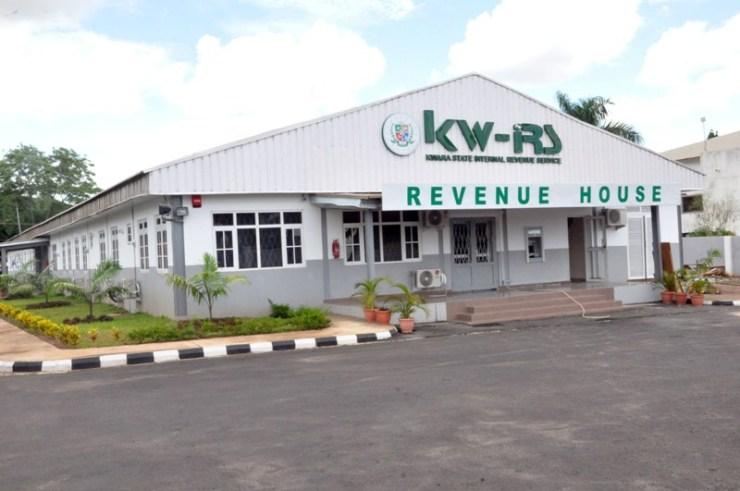 KWIRS parleys EFCC on tackling tax evasion in Kwara