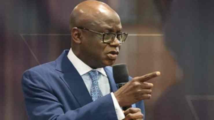 Tunde Bakare holds Nigerian youths responsible for bad governance