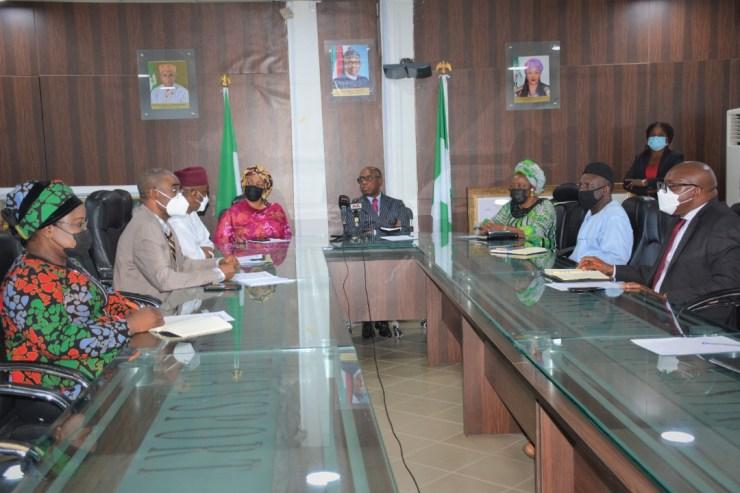 FG inaugurates 11man committee to probe of NPA activities