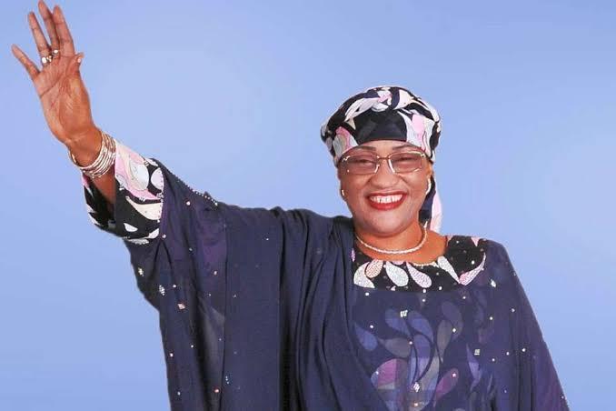 SAD.... Ex-Women Affairs Minister, 'Mama Taraba' is dead