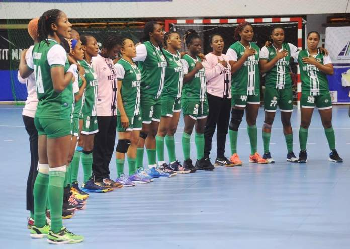 Africa handball tourney: Nigeria loses to Cameroon in quarterfinal match