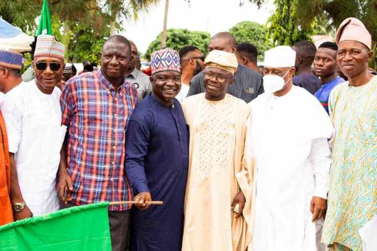 APC govt has worsened Kwara situation-- Ex-Council boss, Salami says as he decamps to PDP