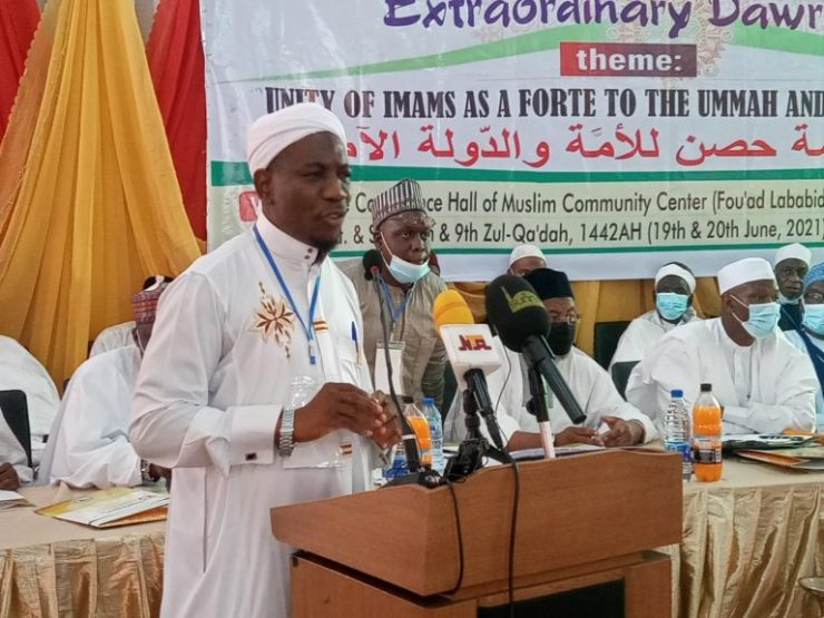 Insecurity: Imams demand inclusion of religious leaders in national security architecture