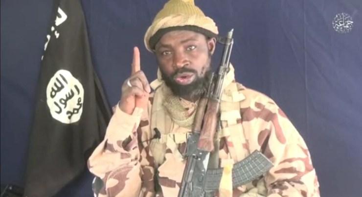ISWAP confirms death of Boko Haram leader, Abubakar Shekau