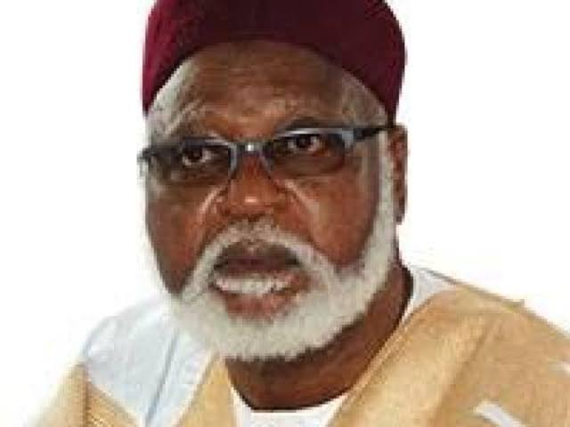 Senate President salutes Gen Abdulsalami @79