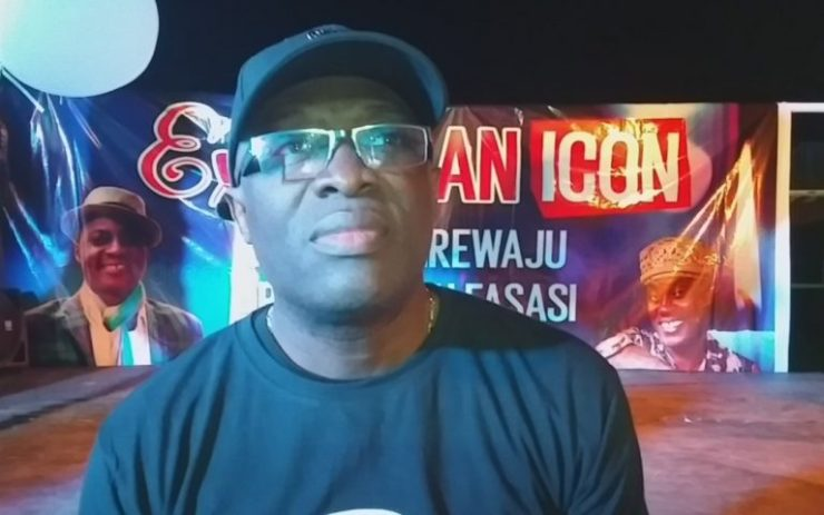 Adewale Ayuba, Jaywon, others hold procession for Sound Sultan