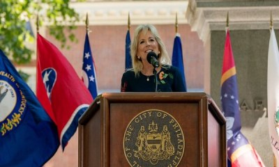 U.S. first lady Jill Biden to attend Olympics opening ceremony