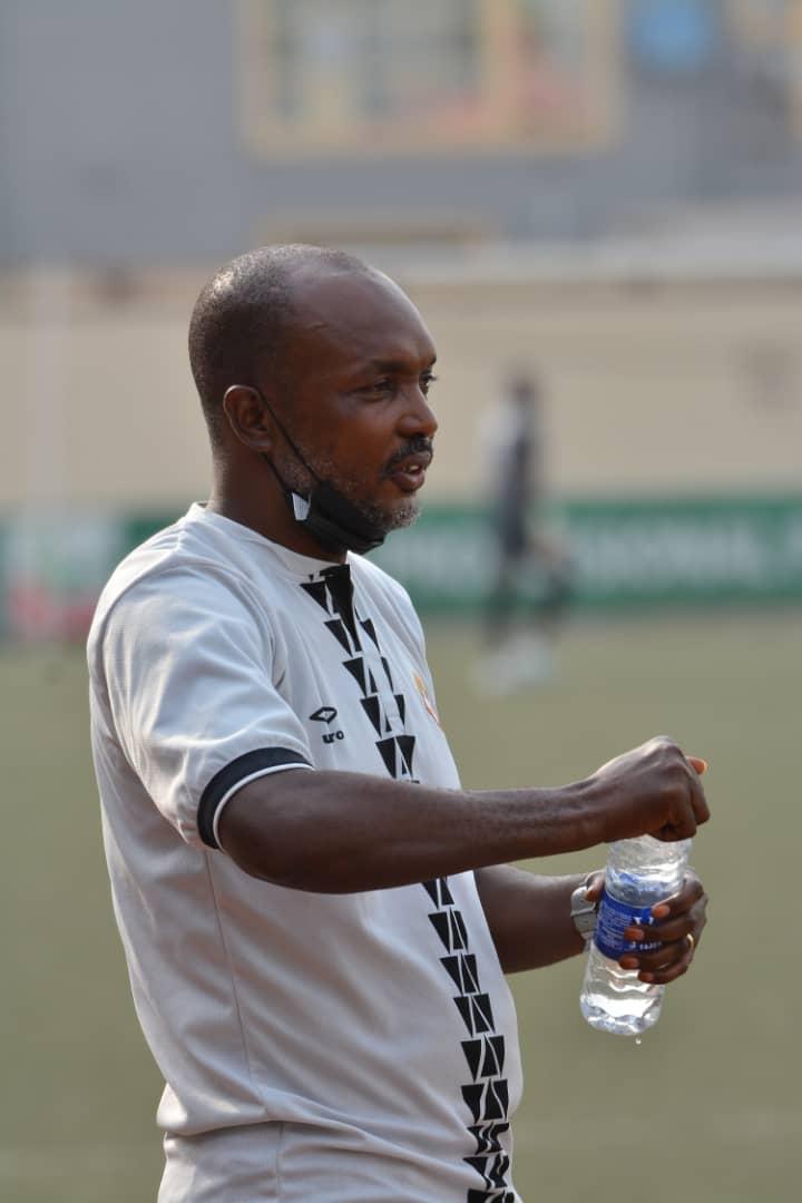 Kwara United condole coach Biffo over loss of wife