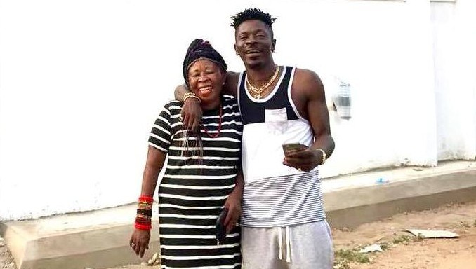 """""""I've not seen my son in 3 years, he stopped giving me money because his girlfriend said I'm a witch"""" – Singer, Shatta Wale's mother cries out"""
