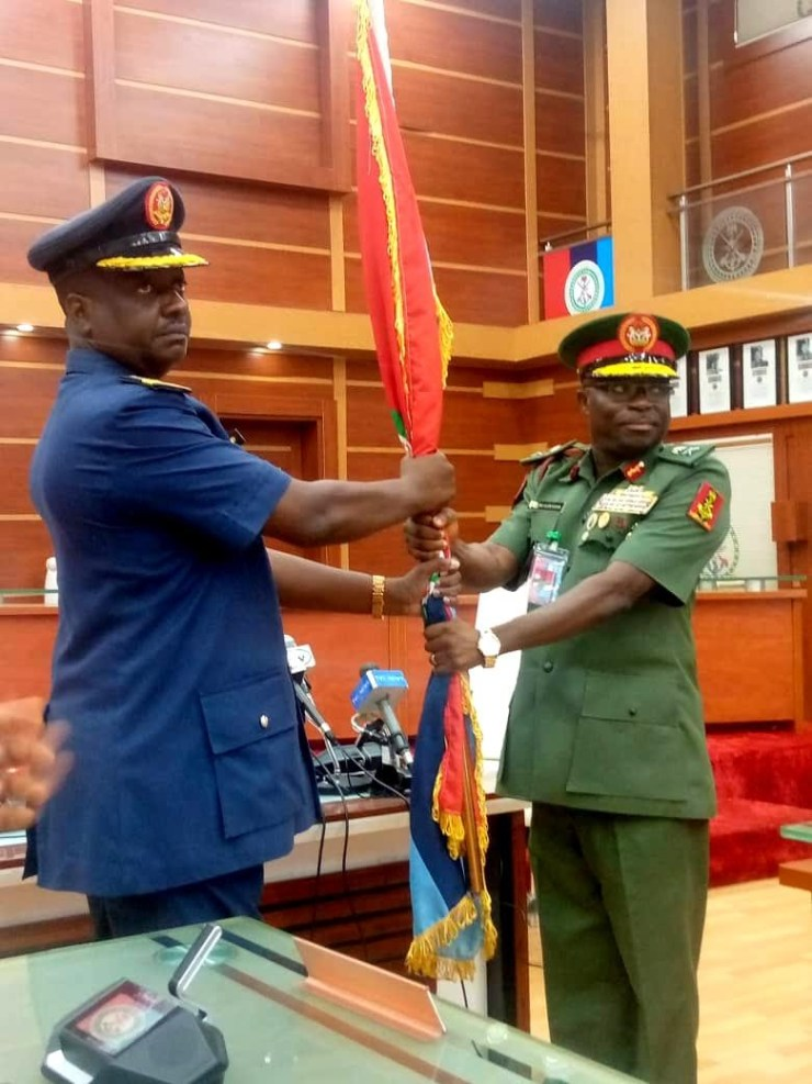 Defence Headquarters gets new Spokesman