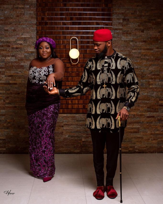 Actors, Stan Nze and Blessing Obasi set to wed, release pre-wedding photos