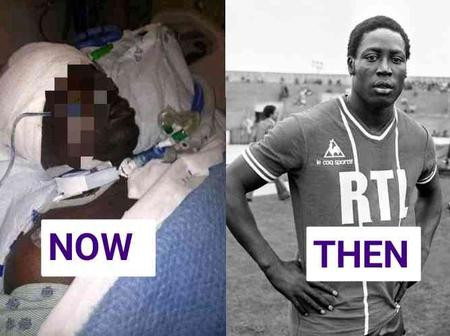 Ex-France footballer Jean-Pierre Adams dies at 73 after living for 39yrs in coma