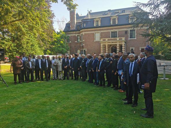 Envoy unveils Nigeria's investment opportunities in Belgium