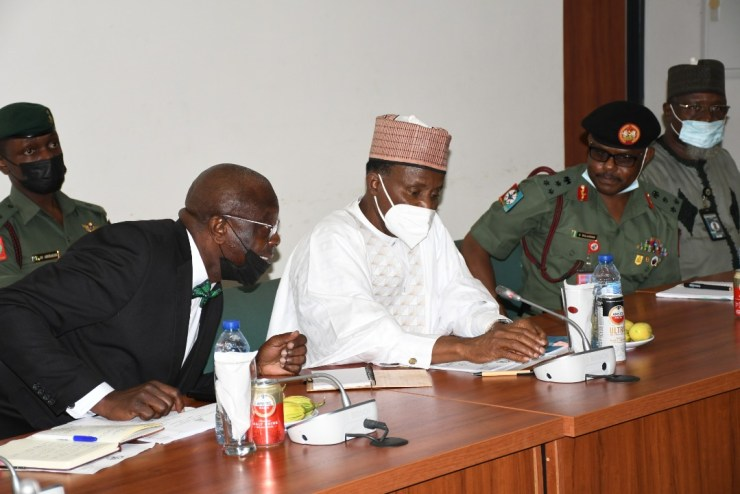Minister restates commitments to flushing out insurgents