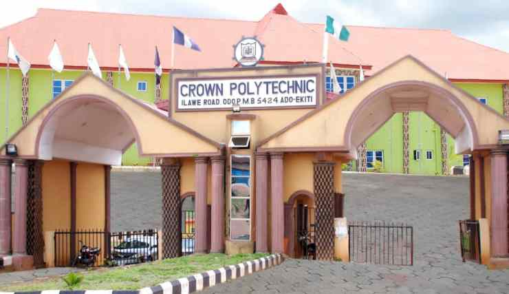 Crown Polytechnic: Nigeria's citadel of academic excellence