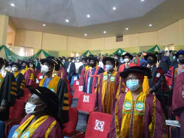 PHOTO NEWS: Osogbo agog as KAM Holding boss gets UniOsun Honorary PhD today