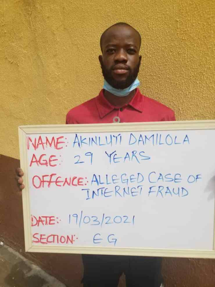 Internet Fraud: Court convicts courier worker to jail in Kwara