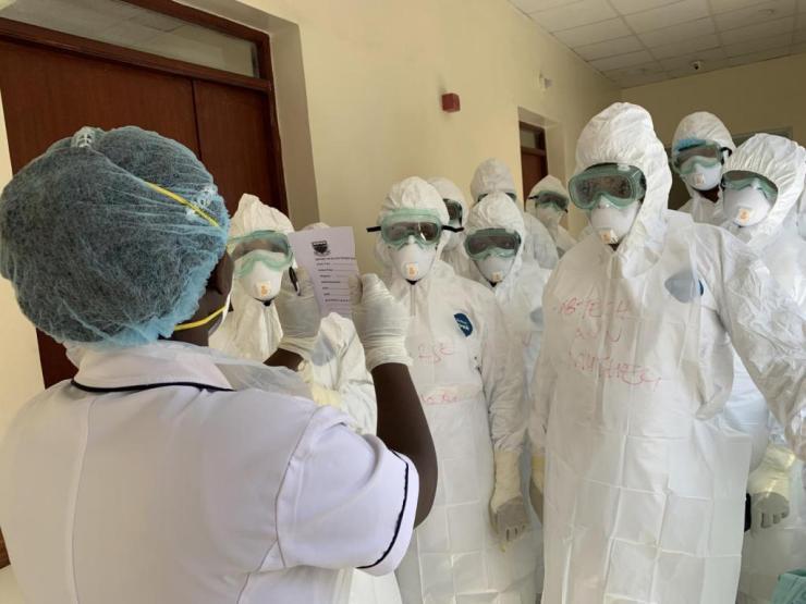 Nigeria surpasses 200,000 coronavirus infections since Feb. 2020– NCDC