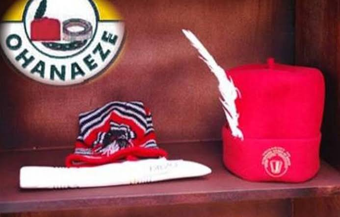 FCT Ohanaeze leadership crisIs: Our election was declared valid by court –Nweze
