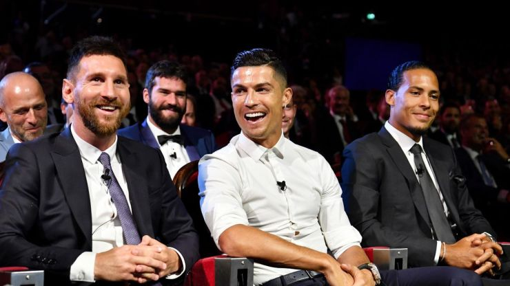 Ronaldo leapfrogs Messi in Forbes list of top-earning players