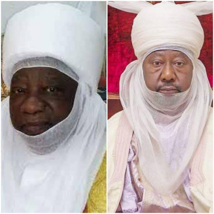 JUST IN....Emir of Bichi, Nasiru Ado Bayero pays historic visit to Ilorin Oct. 21