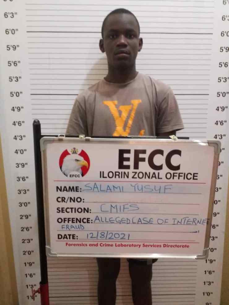 EFCC: 'Yahoo Yahoo boys' convicted in Kwara (PHOTOS)