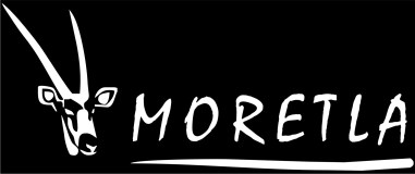 Moretla Logo Ladscape Black Backround No Block