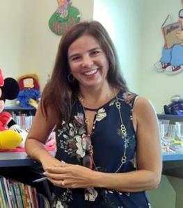 Principal Marta Garcia