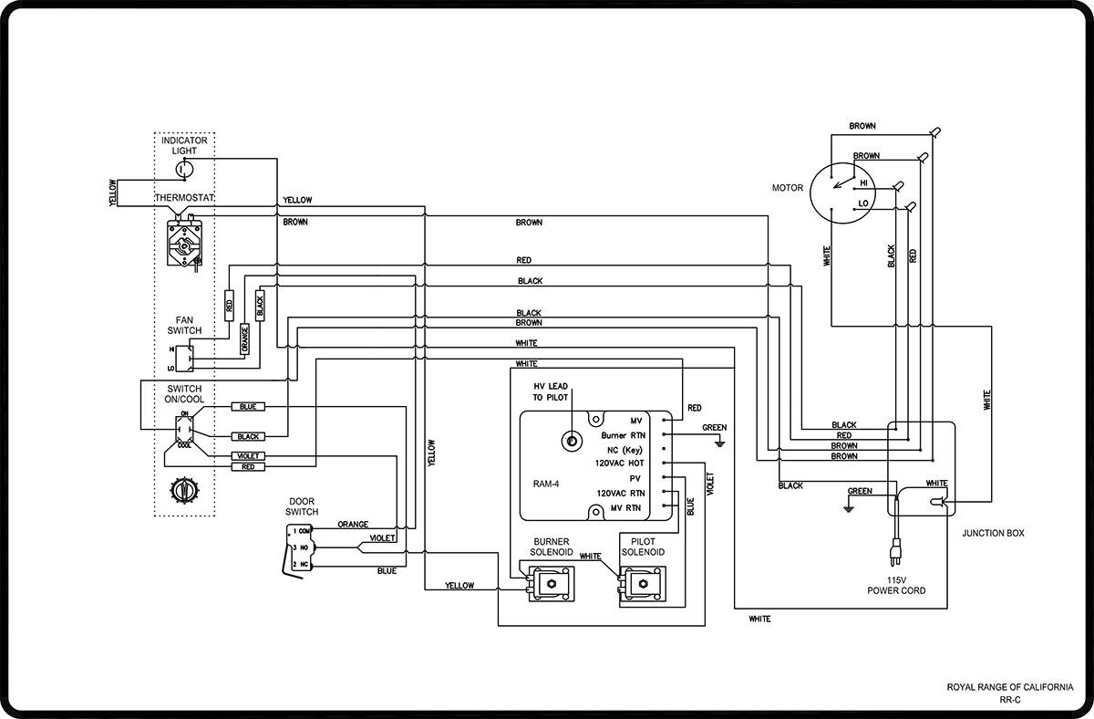 240v 3 Phase Wiring Diagram