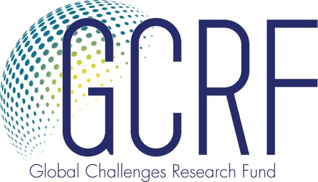 Logo of Global Challenges Research Fund
