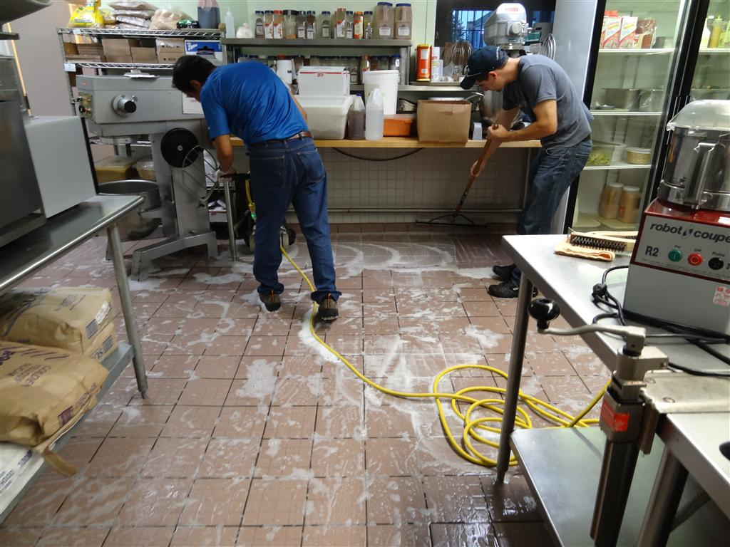 commercial kitchen cleaning royal star