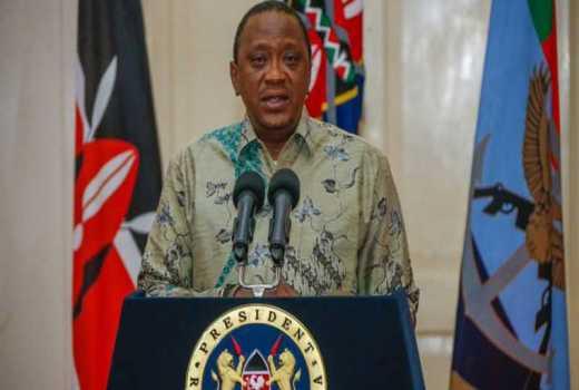 Full List Of President Uhuru Kenyatta's Cabinet Secretaries