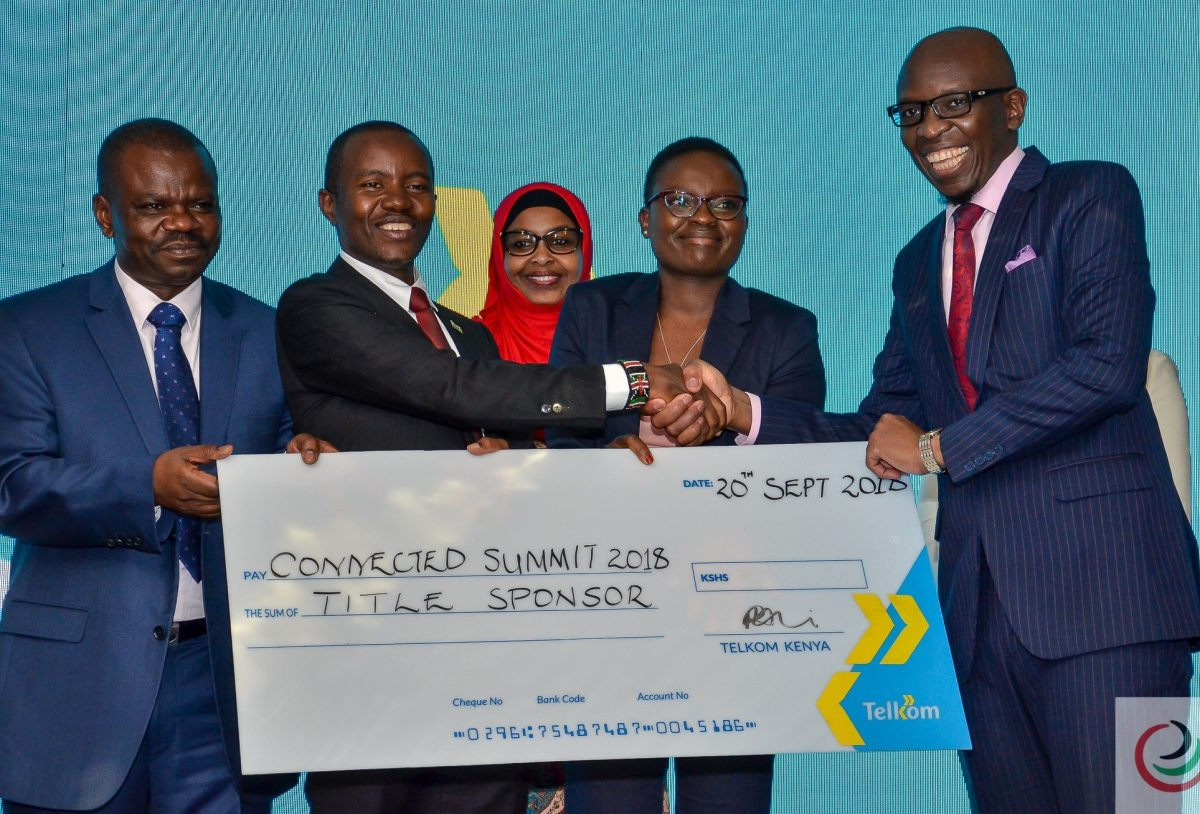ICT Cabinet Secretary Joe Mucheru Launches 2018 Connected ICT Innovation Awards