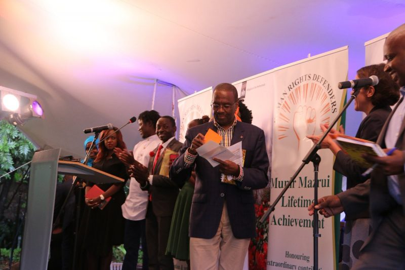 These Awards are an initiative of the HRD Working Group, which brings together Kenyan civil society actors and international partners, united in their commitment to promote and protect human rights and their defenders. This working group is currently co-chaired by the Embassy of Belgium and the National Coalition of Human Rights Defenders – Kenya (NCHRD-K). This partnership reflects the fundamental importance of national and global solidarities to protect human rights, which are universal.