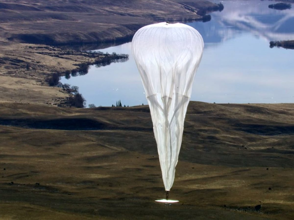 Loon and Telkom Makes Progress On Balloon Powered Internet Deployment