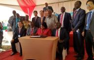 Launch Of Advanced Institute of Science and Technology At Konza City