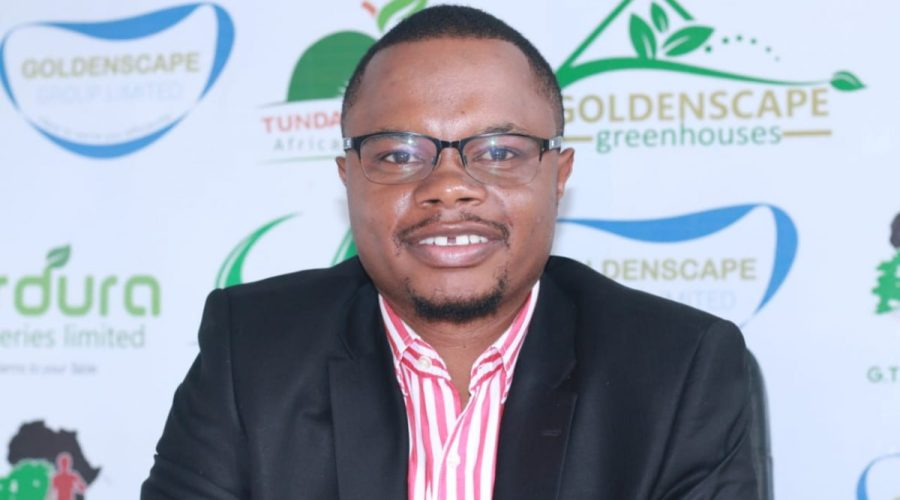 The Billionaire CEO of embattled agribusiness company Goldenscape Greenhouses Peter Wangai have come publicly for the first time assuring his investors that they won't lose their money.