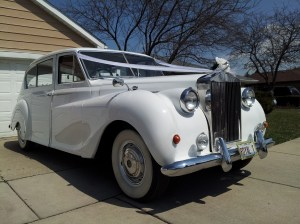 Our beautiful princess Rolls Royce