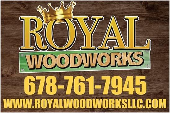 Royal Woodworks, LLC Logo