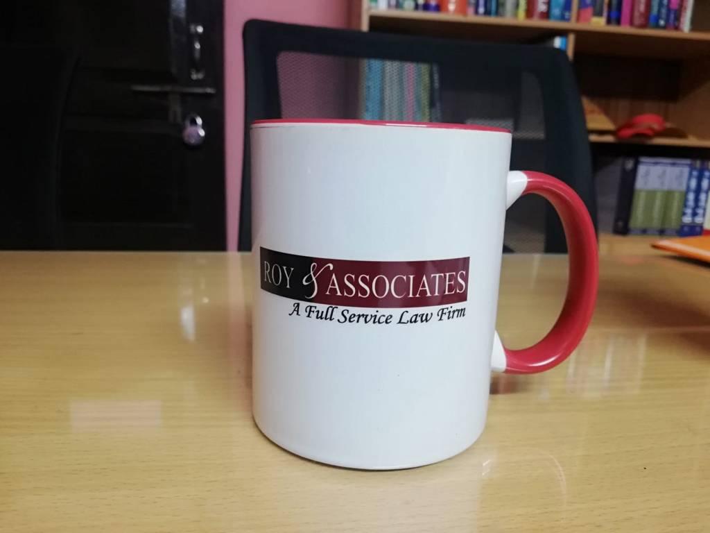 Roy & Associates Official Mug