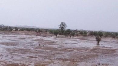 Photo of امطار بالولايات تتجاوزت حاجز 120مم بإحدى القرى